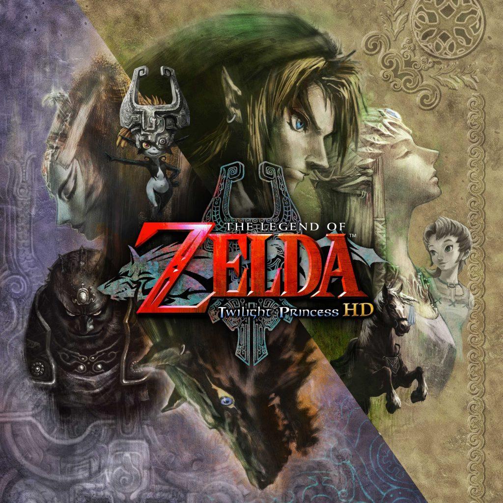 Artwork The Legend of Zelda Twilight Princess