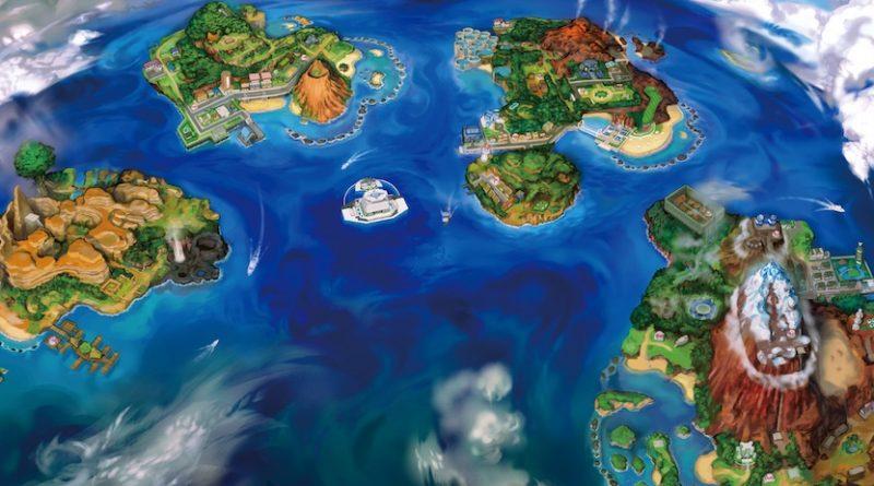 Artwork d'Alola Pokémon Soleil & Lune