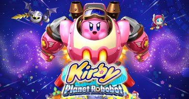 Artwork Kirby Planet Robobot