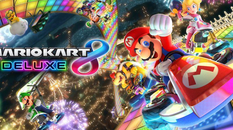 Artwork Mario Kart 8 Deluxe