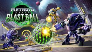 Artwork de Blast Ball