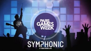 Artwork Paris Games Week Symphony 2018