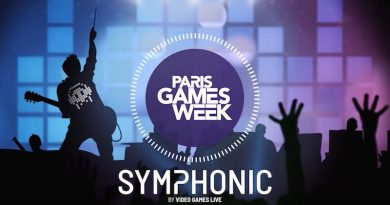 Artwork Paris Games Week Symphony 2018