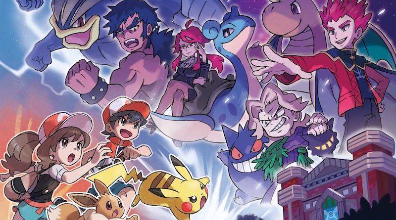 Artwork Pokémon Let's Go
