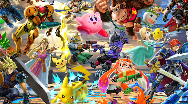Artwork Smash Ultimate