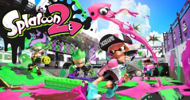 Artwork Splatoon 2