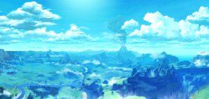 Artwork Zelda Breath of the Wild