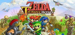 Artwork de The Legend of Zelda : Tri Force Heroes