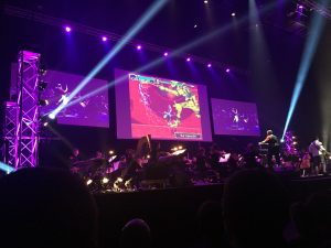 Paris Games Week Symphony - Castlevania