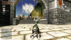 Devant la Citadelle