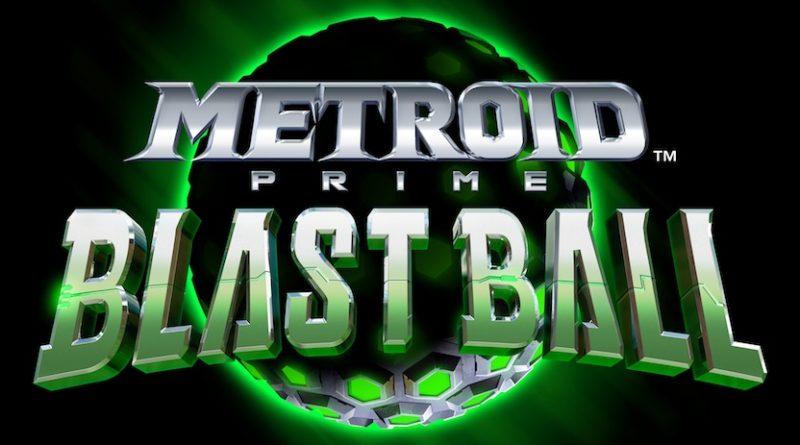 Logo Metroid Prime Blast Ball