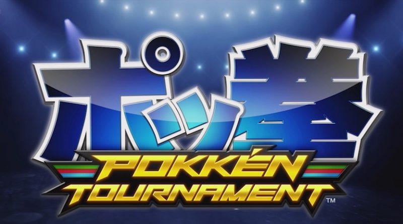 Logo Pokken Tournament