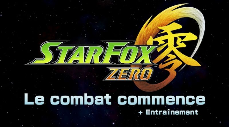 Logo Star Fox Zero