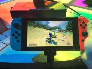 Screen Mario Kart 8 Deluxe
