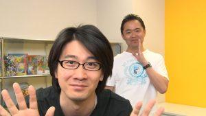 Shigeru Ohmori et Junichi Masuda