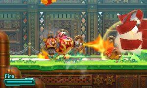 Kirby en mode Robot
