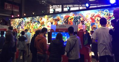 Stand Smash Ultimate PGW 2018