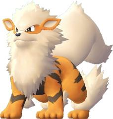 Arcanin - Pokémon Let's Go