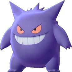 Ectoplasma - Pokémon Let's Go