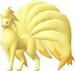 Feunard - Pokémon Let's Go