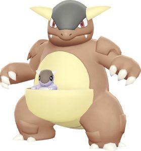 Kangourex - Pokémon Let's Go