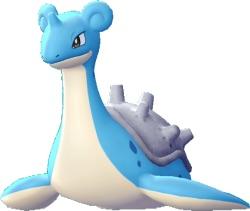 Lokhlass - Pokémon Let's Go