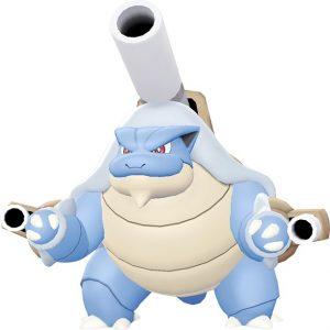 Méga-Tortank - Pokémon Let's Go