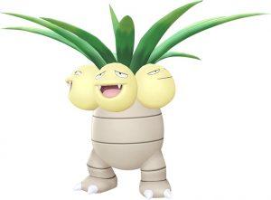 Noadkoko - Pokémon Let's Go