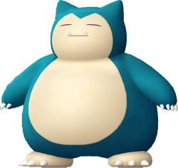 Ronflex - Pokémon Let's Go