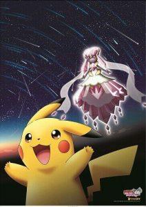 Affiche Pokémon 17 - Diancie