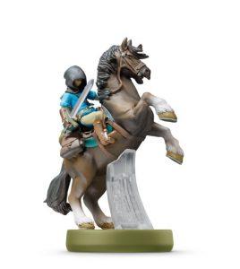 Amiibo Link (à cheval)