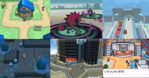 Premiers visuels de Pokémon Noir et Blanc