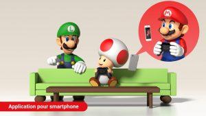 Illustration appli smartphone Switch