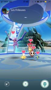 Arène Pokémon chromatique