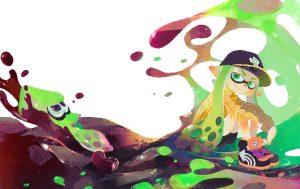 Artwork Inkling calamar