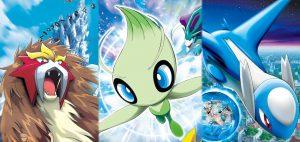 Films Pokémon 3, 4 & 5