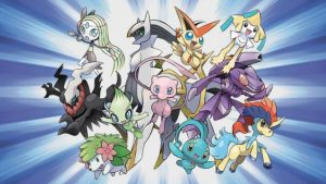 Artwork Distributions Pokémon 20 ans