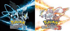 Artwork Pokémon Noire 2 et Blanc 2