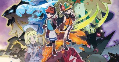 Artwork Pokémon Ultra Soleil et Lune