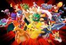 Artwork Pokken Tournament DX