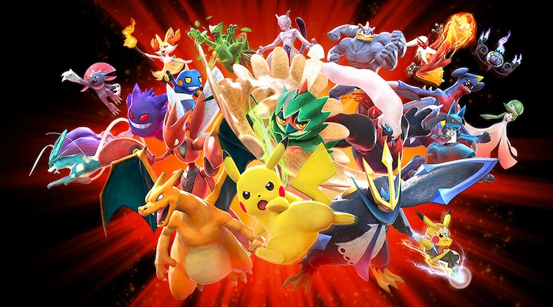 Artwork Pokken Tournament DX