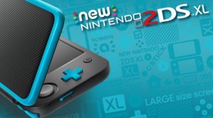 Artwork promotionnel New Nintendo 3DS XL
