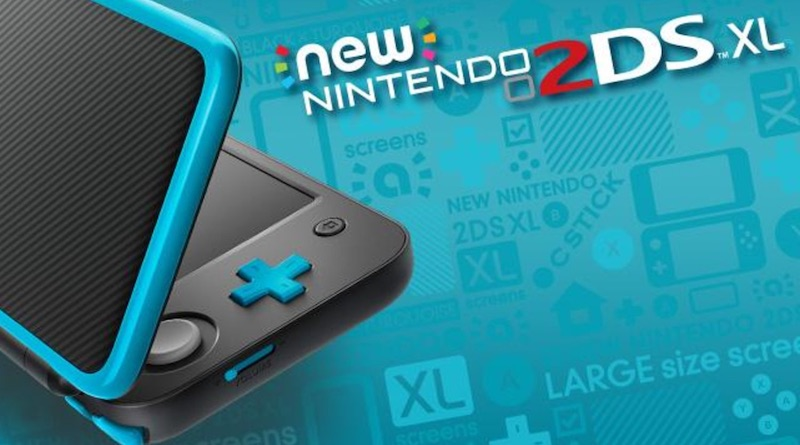 Artwork promotionnel New Nintendo 3DS XL