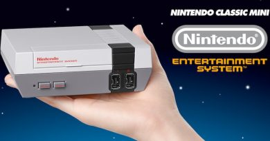 Artwork promotionnel NES Mini