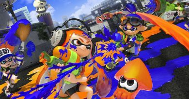 Artwork Splatoon