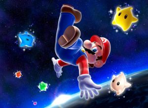 Artwork de Super Mario Galaxy