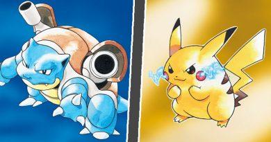 Artwork Tortank et Pikachu