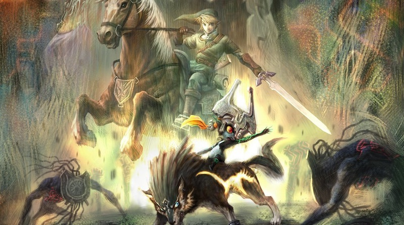 Artwork Zelda Twilight Princess