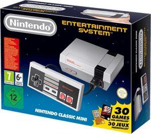 Boite NES Mini