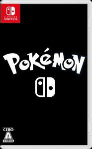 Jaquette provisoire Pokémon Switch